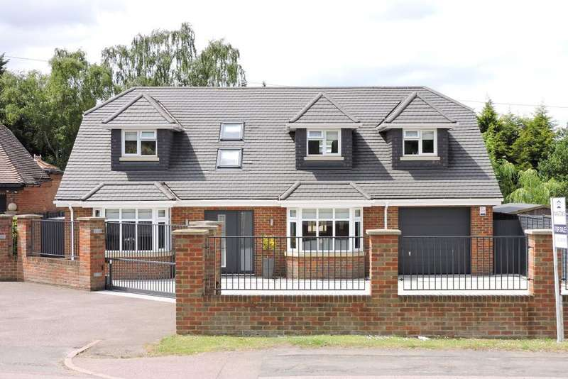 5 Bedrooms Detached House for sale in Barton Road, Luton, Bedfordshire, LU3 2BN