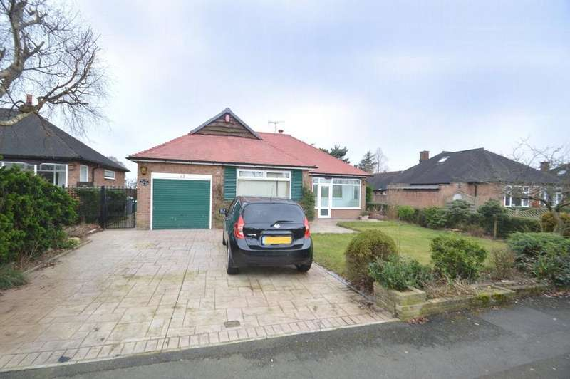 3 Bedrooms Bungalow for sale in Town Lane, Mobberley, Knutsford