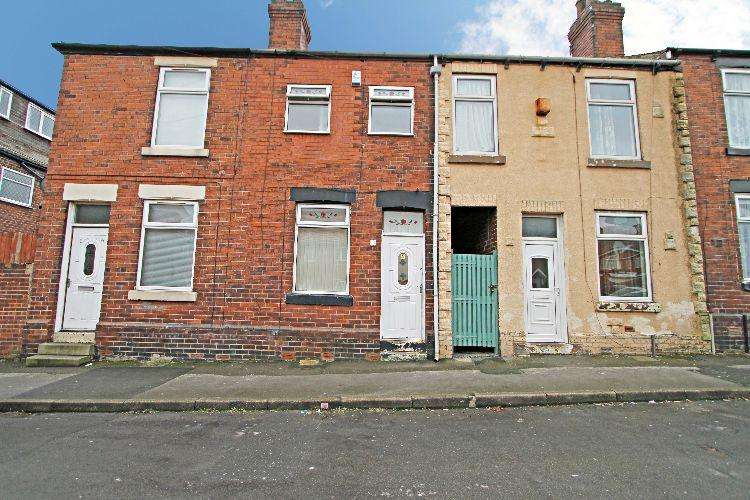3 Bedrooms Terraced House for sale in View Road Rotherham South Yorkshire