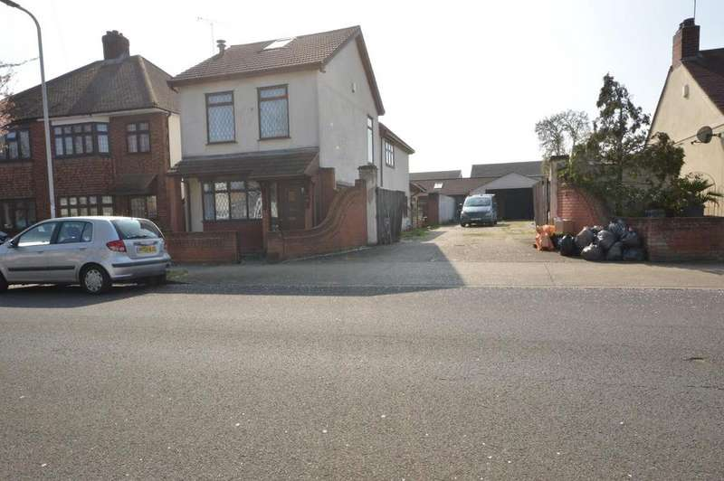 Land Commercial for sale in Forest Road, Romford, Essex, RM7