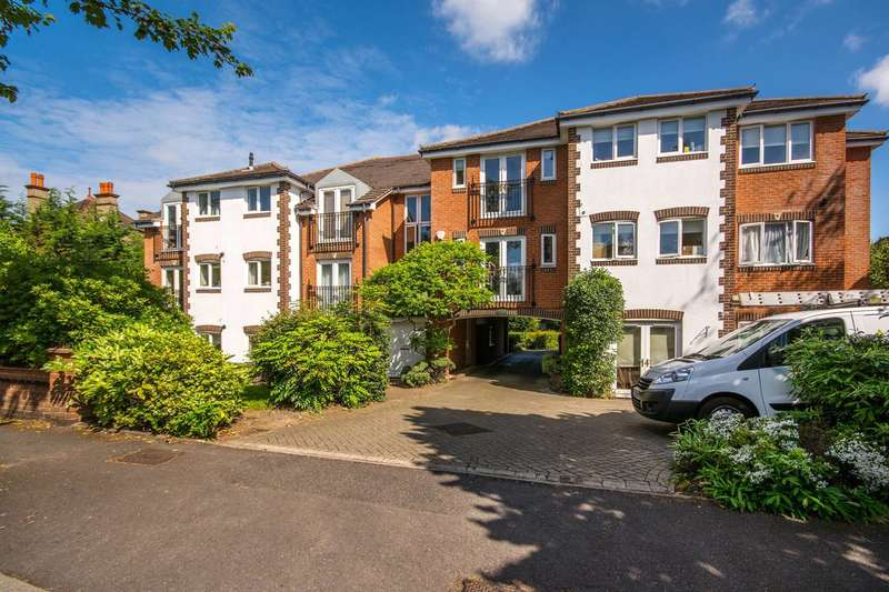 2 Bedrooms Flat for sale in Sackville Road, Sutton, SM2