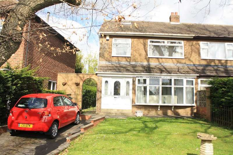 3 Bedrooms Semi Detached House for sale in South Road, Norton, TS20
