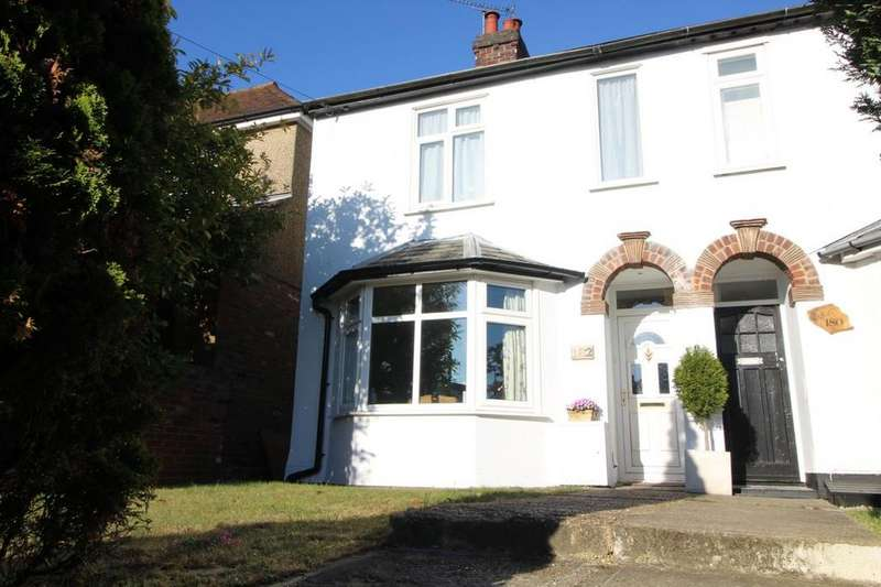 2 Bedrooms Semi Detached House for sale in Mile End Road, Colchester, Essex, CO4