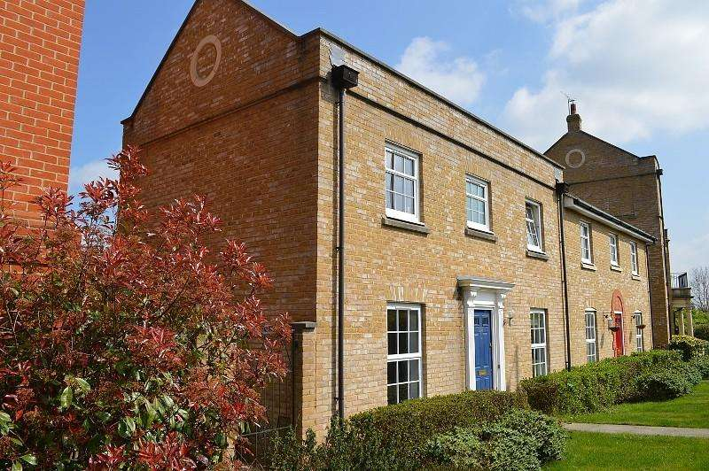 3 Bedrooms House for sale in Compton Way, Sherfield Park