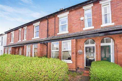 3 Bedrooms Terraced House for sale in Beech Grove, Sale