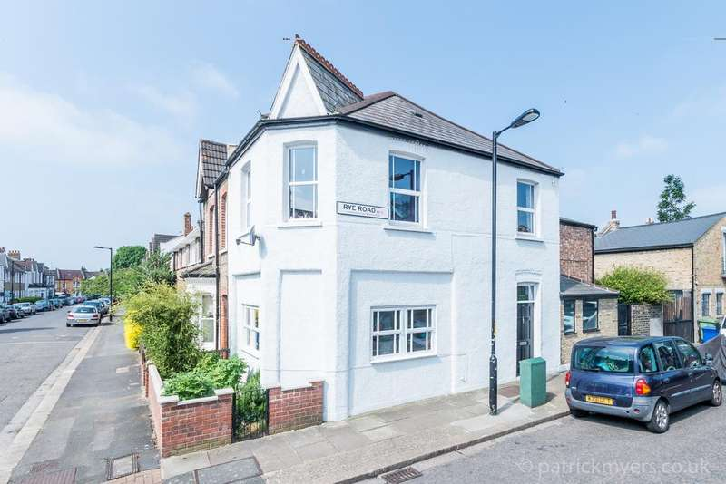 3 Bedrooms End Of Terrace House for sale in Surrey Road Nunhead