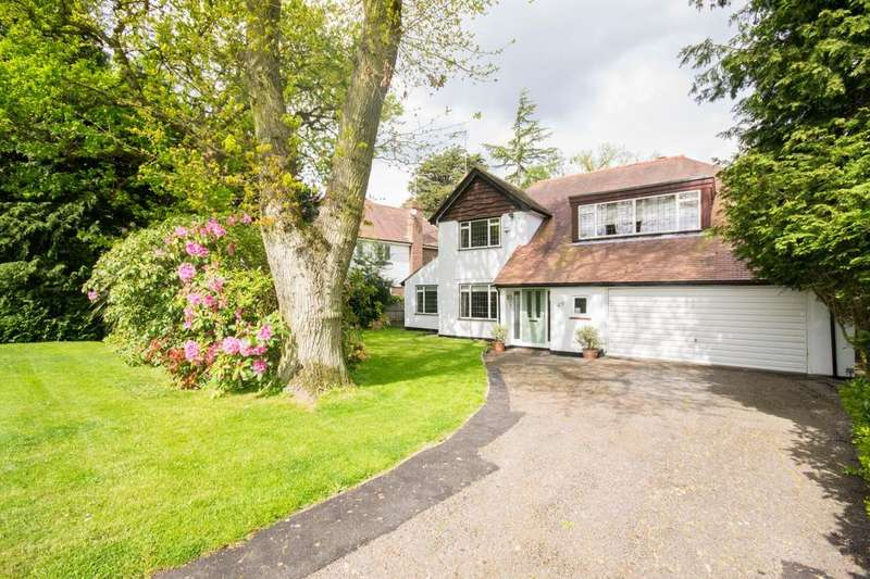 4 Bedrooms Detached House for sale in Park Avenue, Hutton, Brentwood, Essex, CM13