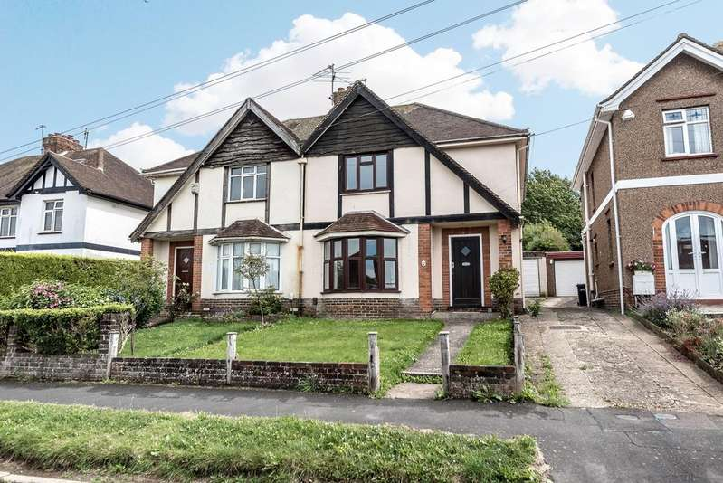 3 Bedrooms Semi Detached House for rent in Graham Avenue, Brighton, BN1