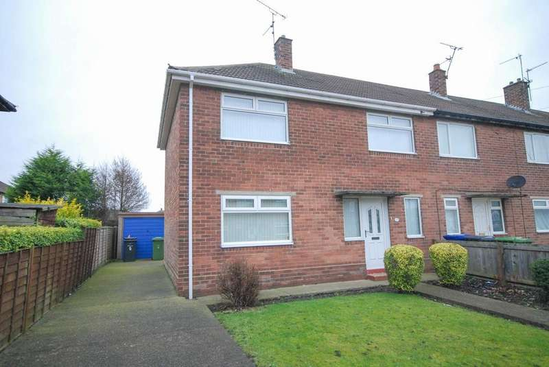 3 Bedrooms Terraced House for sale in Rutland Road, Hebburn