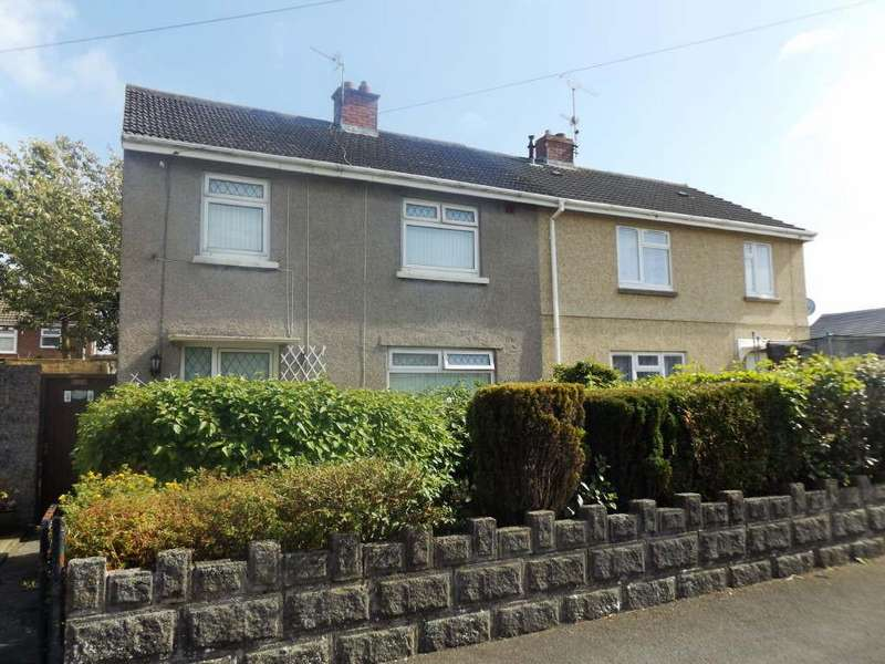 3 Bedrooms Semi Detached House for sale in Bryn Rhos, Bryn, Llanelli