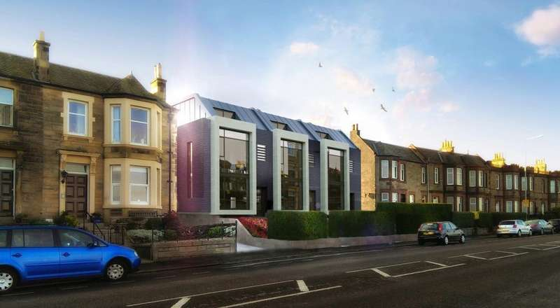 4 Bedrooms Town House for sale in 34c Seaview Terrace, Joppa, EH15 2HE