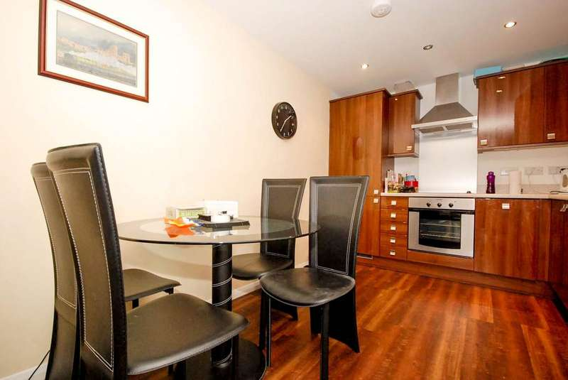 2 Bedrooms Apartment Flat for sale in Friars Wharf
