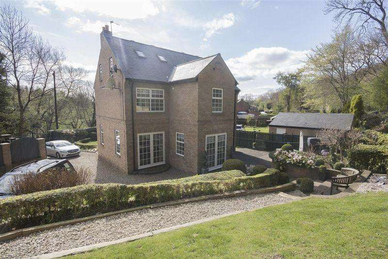 5 Bedrooms Detached House for sale in South View, Fatfield