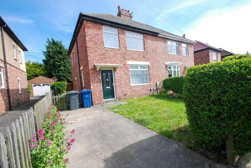 3 Bedrooms Semi Detached House for sale in Gorse Avenue, South Shields