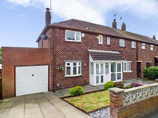 2 Bedrooms House for sale in Tildsley Crescent, Weston Village, Runcorn