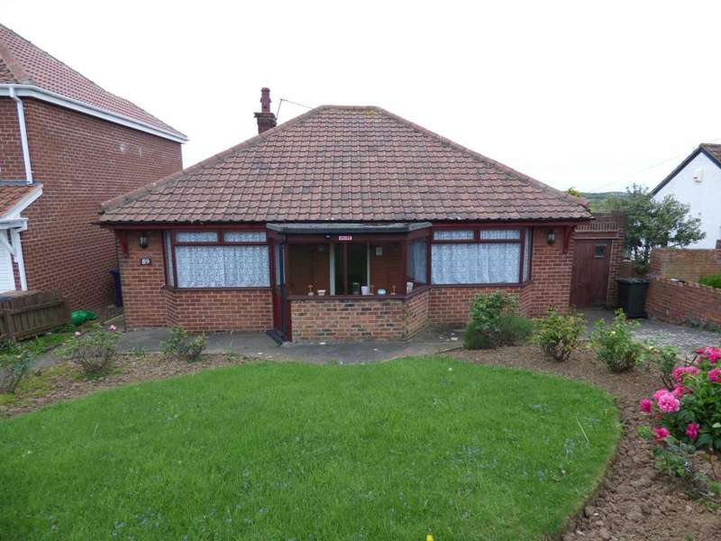2 Bedrooms Detached Bungalow for sale in Coach Road, Brotton