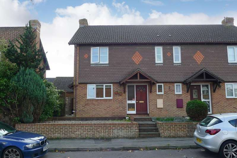 3 Bedrooms Semi Detached House for sale in FUNTLEY