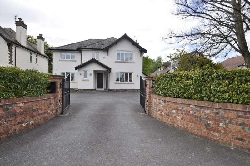 4 Bedrooms Detached House for sale in 173 Moor Lane, Woodford