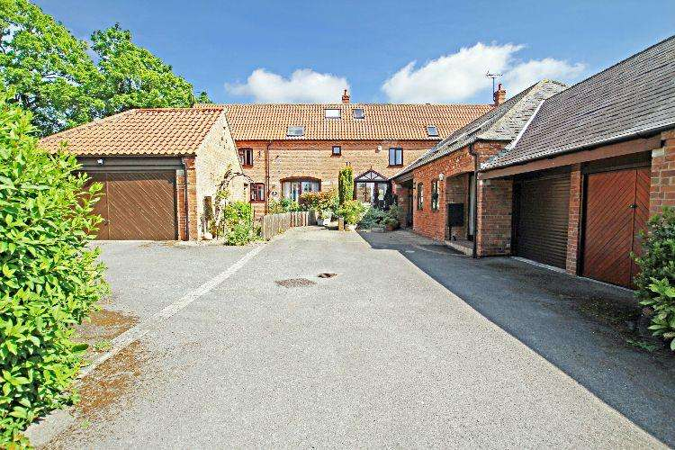 4 Bedrooms Barn Conversion Character Property for sale in St Bartholomews Court Retford Nottinghamshire