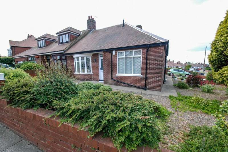 2 Bedrooms Bungalow for sale in Sunniside Drive, South Shields