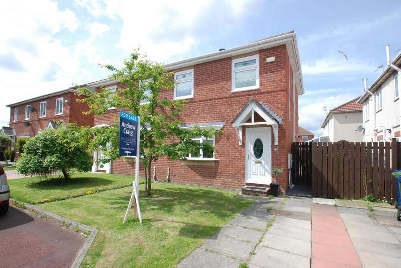 3 Bedrooms Semi Detached House for sale in Primrose Avenue, South Shields