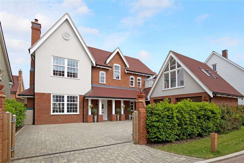 5 Bedrooms Detached House for sale in Tullett Way, Broadbridge Heath, Horsham, West Sussex, RH12