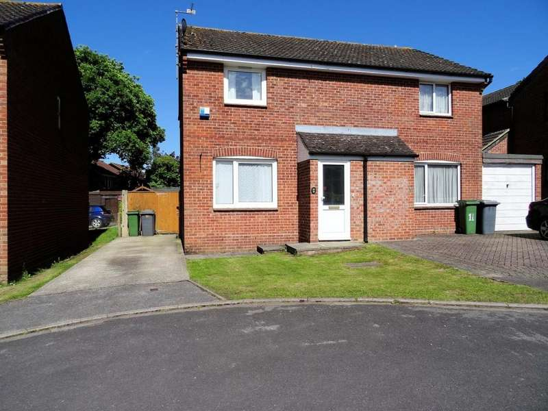 3 Bedrooms House for sale in Mortimer Gardens, Tadley