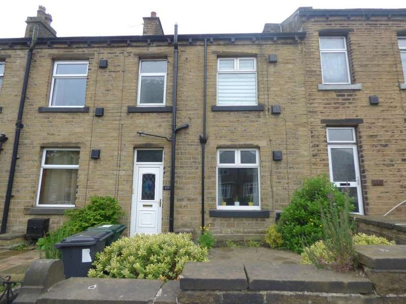 2 Bedrooms Terraced House for sale in New Hey Road, Salendine Nook, HUDDERSFIELD, West Yorkshire, HD3