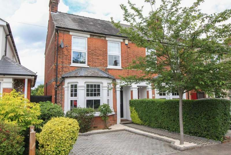 3 Bedrooms Semi Detached House for sale in Robin Hood Road, Brentwood, Essex, CM15