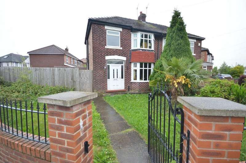 3 Bedrooms Semi Detached House for sale in Anglesey Grove, Cheadle