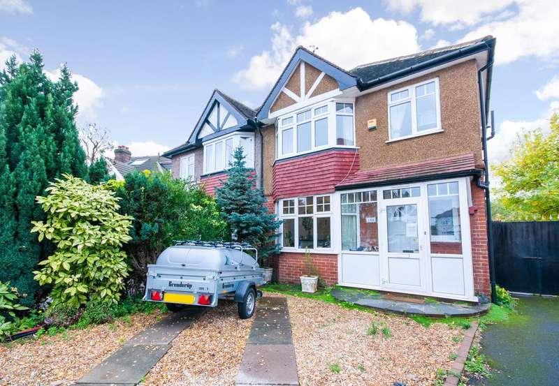 3 Bedrooms House for sale in Ellerdine Road, Hounslow