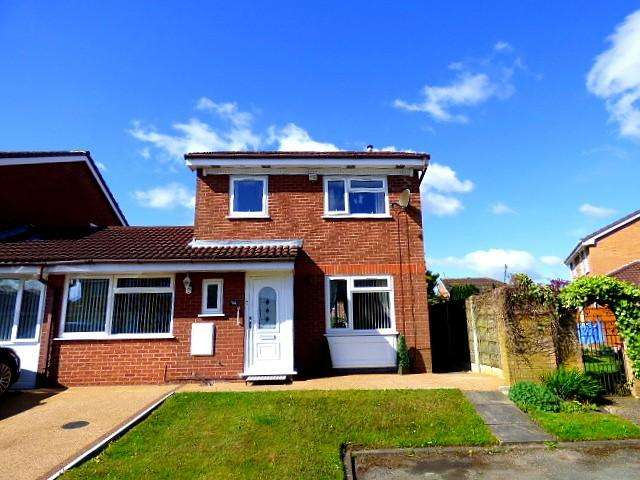 4 Bedrooms House for sale in Falstone Close, Gorse Covert, Warrington