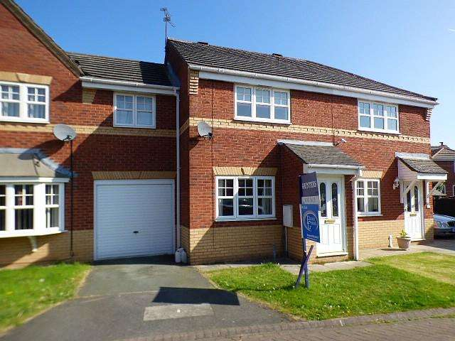3 Bedrooms House for sale in Southey Close, Foxley Heath, Widnes