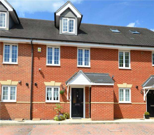 3 Bedrooms Terraced House for sale in Armitage Place, Maidenhead, Berkshire