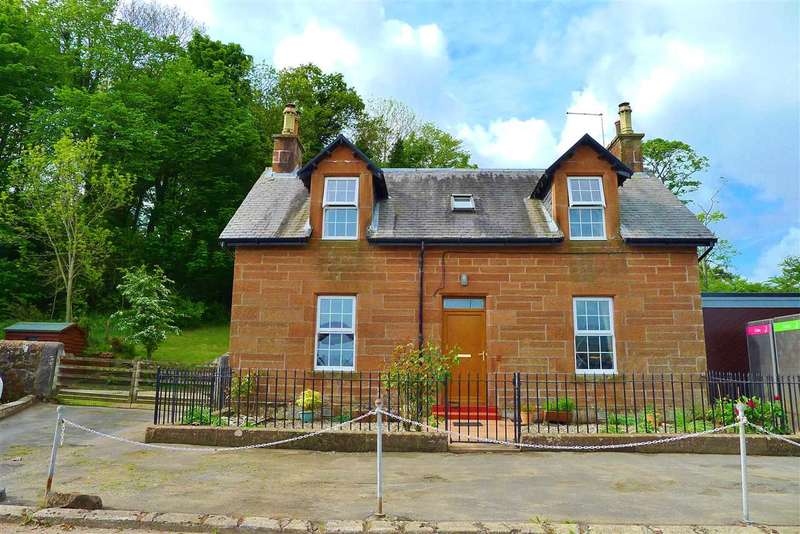 3 Bedrooms Detached House for sale in Pier House, Brodick, Brodick