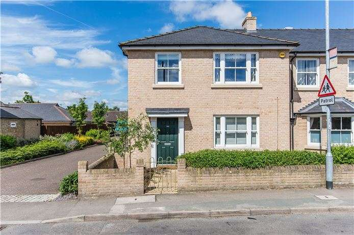 4 Bedrooms End Of Terrace House for sale in High Street, Waterbeach, Cambridge
