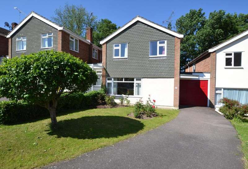 4 Bedrooms Link Detached House for sale in Summerdale, Billericay, Essex, CM12
