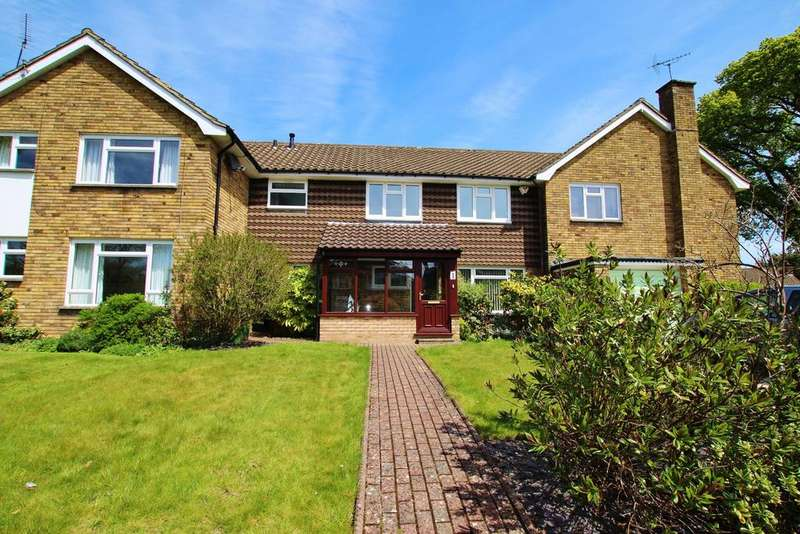 3 Bedrooms Terraced House for sale in Bassett, Southampton