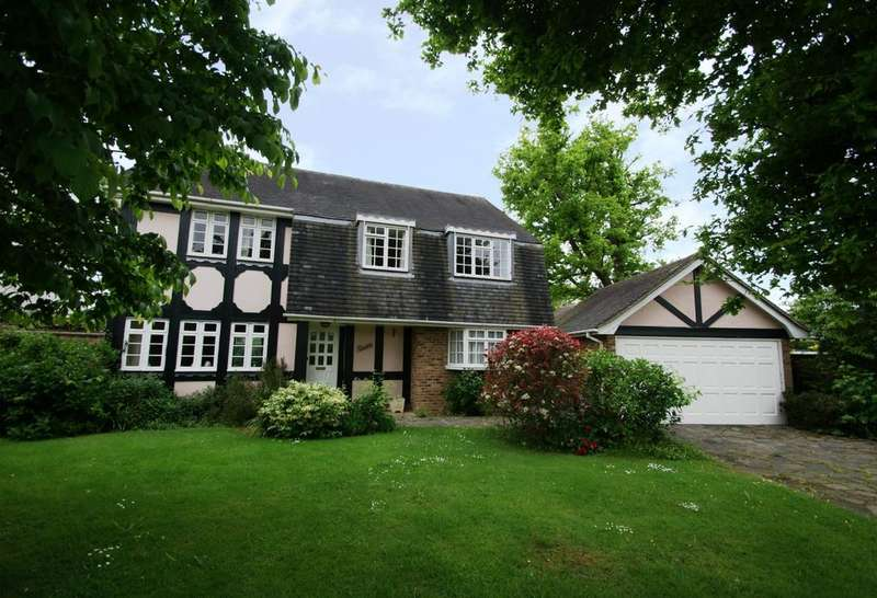 5 Bedrooms Detached House for sale in Myln Meadow, Stock, Ingatestone, Essex, CM4
