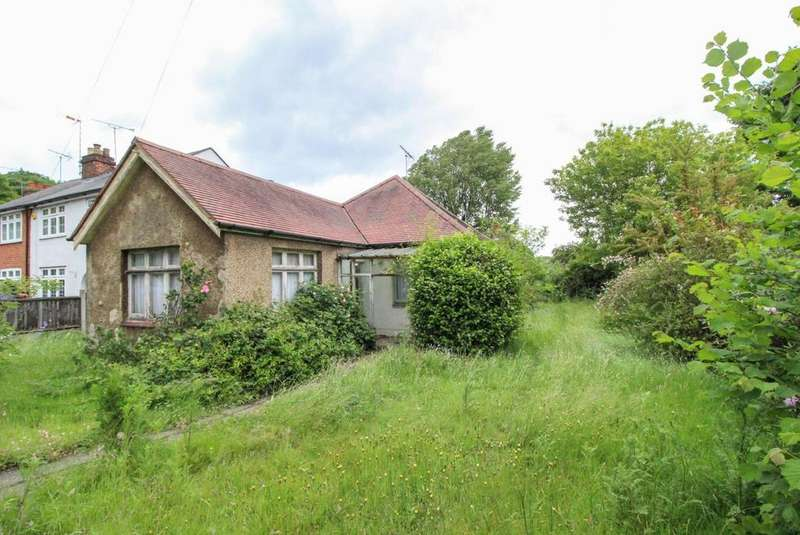 2 Bedrooms Land Commercial for sale in Ingrave Road, Brentwood, Essex, CM13