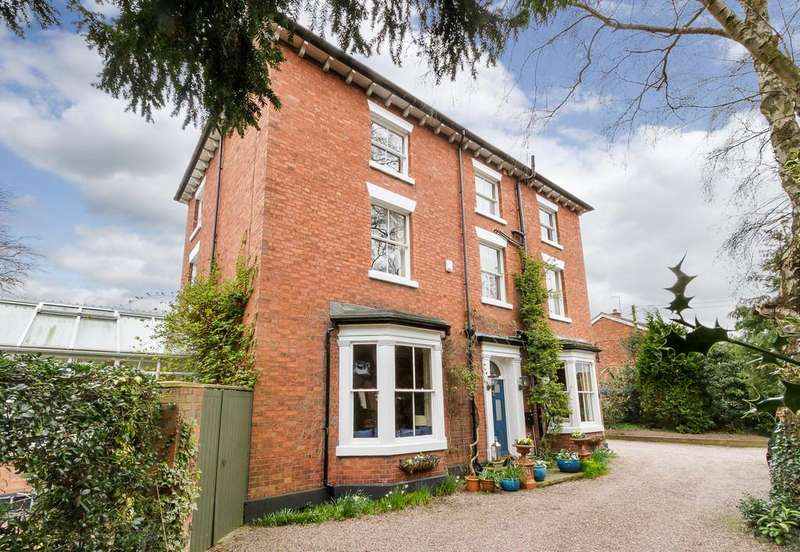 4 Bedrooms House for sale in Wybunbury, Cheshire
