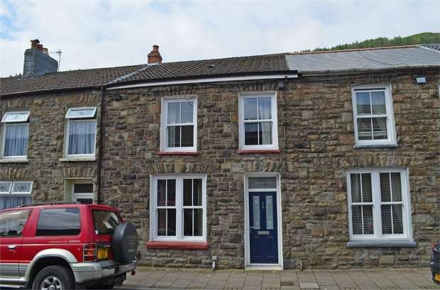 2 Bedrooms Terraced House for sale in Gwendoline Street, Treherbert, Treorchy, Mid Glamorgan