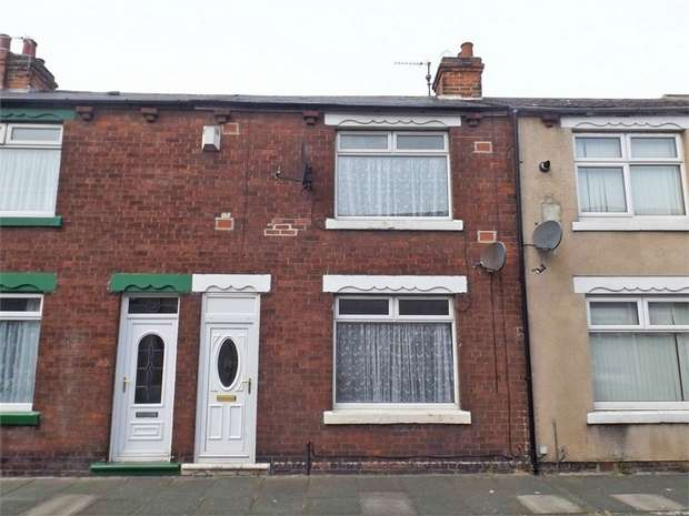 2 Bedrooms Terraced House for sale in Rugby Street, Hartlepool, Durham