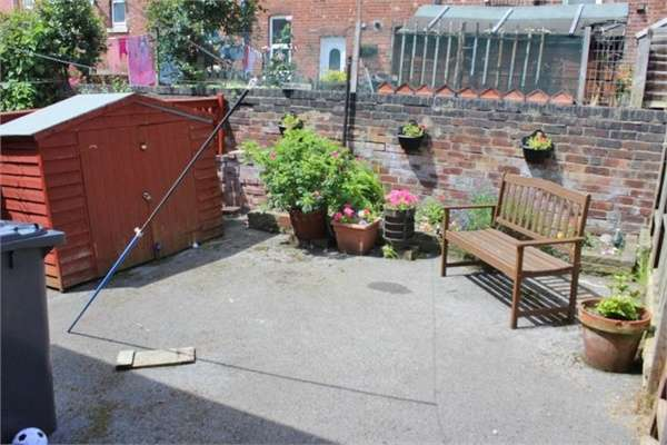 3 Bedrooms Terraced House for sale in Hawkshead Road, Sheffield, South Yorkshire