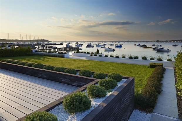 3 Bedrooms Flat for sale in Panorama Road, Sandbanks, Poole, Dorset