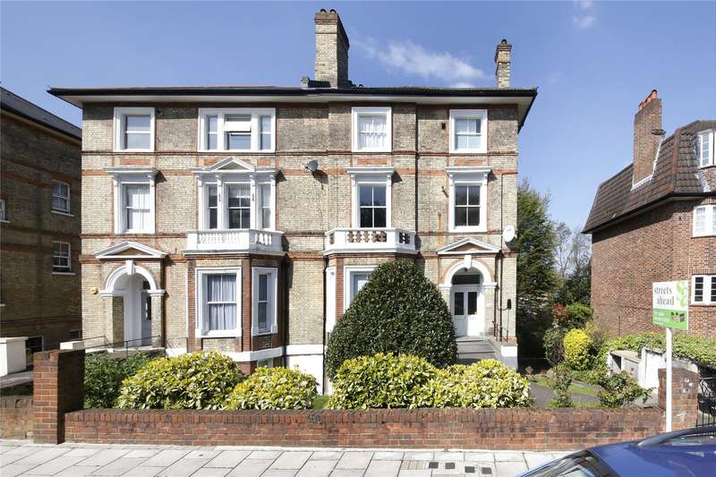 2 Bedrooms Apartment Flat for sale in Victoria Crescent, London