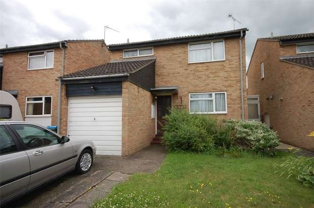 3 Bedrooms Detached House for sale in Eliot Close, Aylesbury, Buckinghamshire
