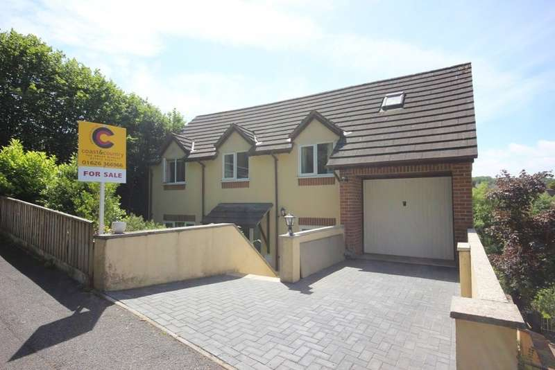 5 Bedrooms Detached House for sale in Bunting Close, Newton Abbot