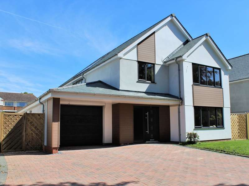 5 Bedrooms Detached House for sale in Chittleburn , Brixton Village ,South Hams
