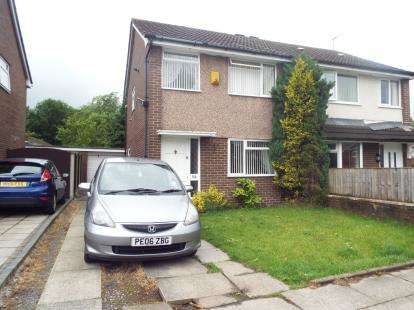 3 Bedrooms Semi Detached House for sale in Redwood Road, Liverpool, Merseyside, L25